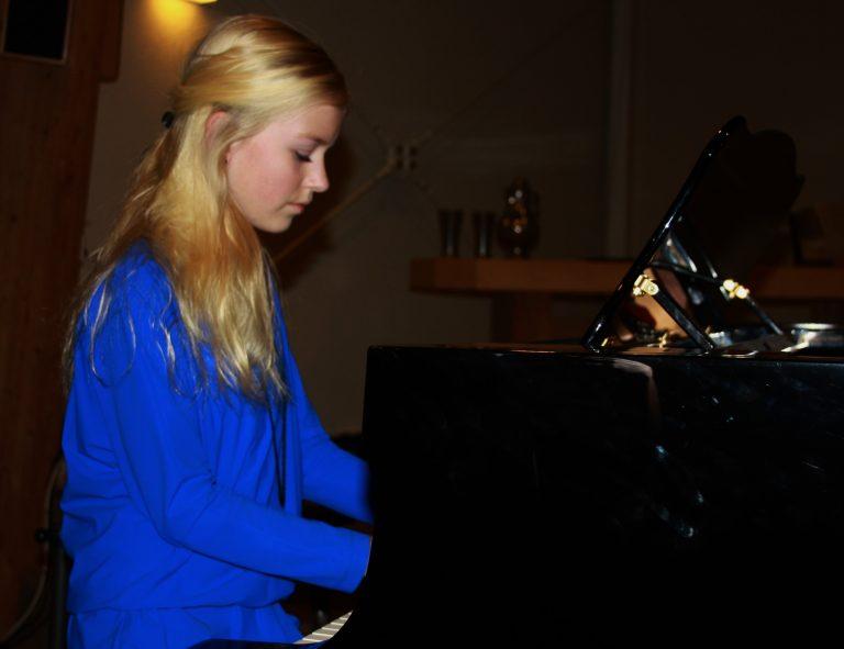 Pianoles voor tieners